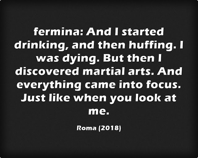 Roma (2018) Top Movie Quotes