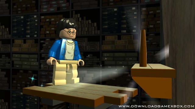 LEGO Harry Potter Years 1-4 [PAL][Region Free][ISO
