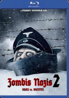 Zombis Nazis 2: Rojos Contra Muertos (2014) DVDRip Latino