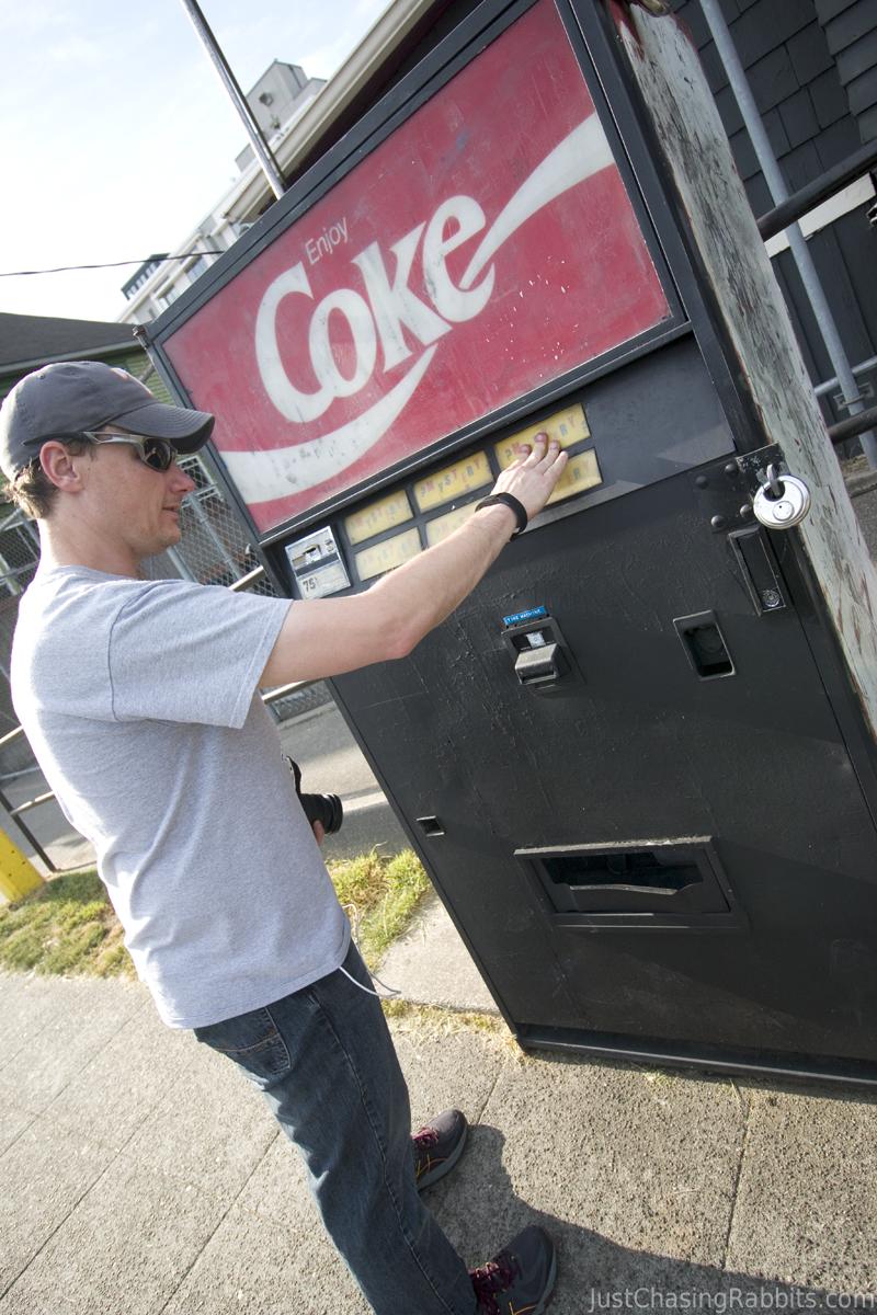 mystery coke machine in seattle solved