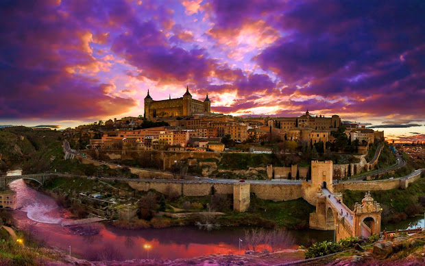 Travel Tuesday #107 - Toledo Spain