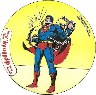 DELICIA CREMOSA SUPER HERÓIS DC