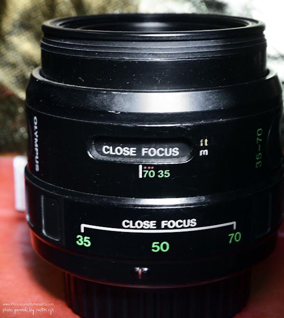 Olympus Power Focus 35-70mm f/3.5-4.5 (Serial# 201420)