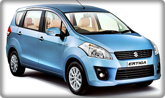Spesifikasi dan Harga Suzuki Ertiga Terbaru 2015
