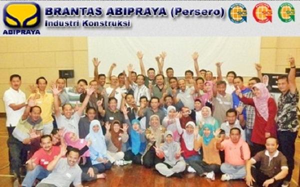 BUMN PT BRANTAS ABIPRAYA : MANAGEMENT TRAINEE - BUMN, INDONESIA