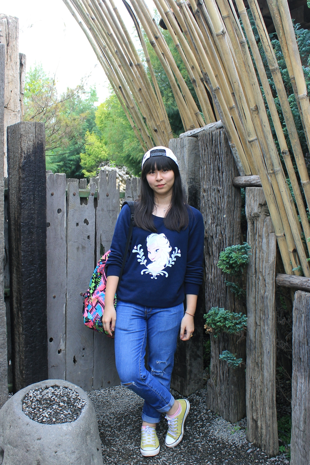 What I wore to Lembang ft. Elsa | japobsganbare.blogspot.com