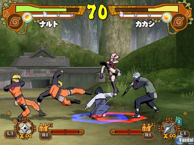 Cheat Naruto Shippuden Ultimate Ninja 5 PS2 - Cheatgame4u com