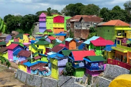 Desa Wisata Bejalen, Kampung Pelangi Semarang Paling Hits