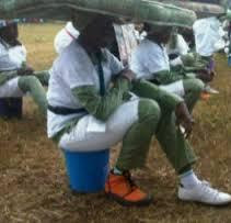 Nysc; Fire Alarm Night On Camp