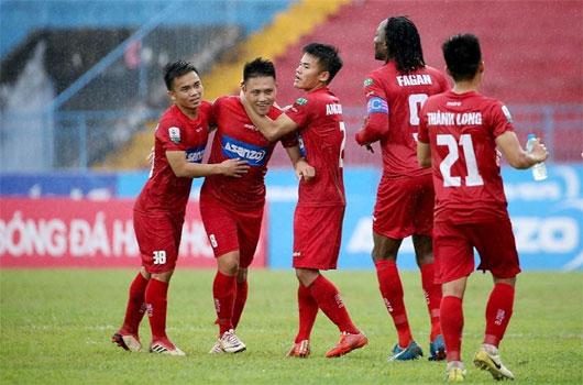Sài Gòn FC vs XM Hải Phòng FC 19h00 ngày 5/5 www.nhandinhbongdaso.net