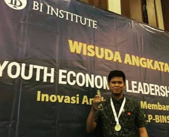 Ciptakan e-APBDes, Mahasiswa Asal Luwu Ini Terpilih 'The Best Innovation' YELP