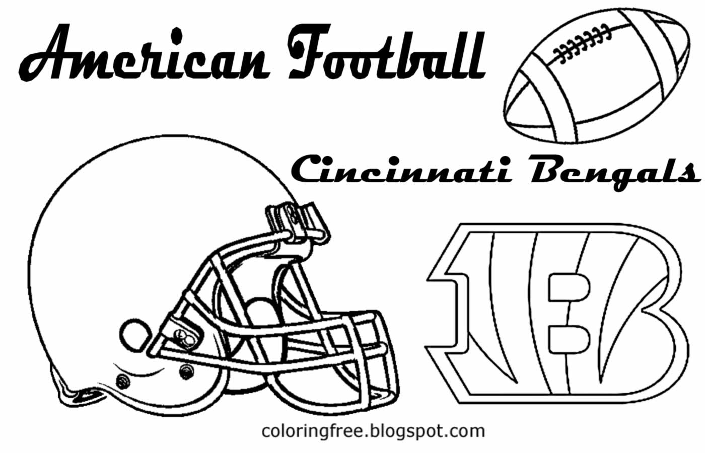 bengal logo coloring pages - photo#35