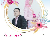 Download Contoh Design X Banner Prewedding Format CDR