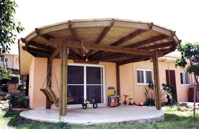 Do It Yourself Home Design: All About Small Home Plans: Pergola Plans And Designs