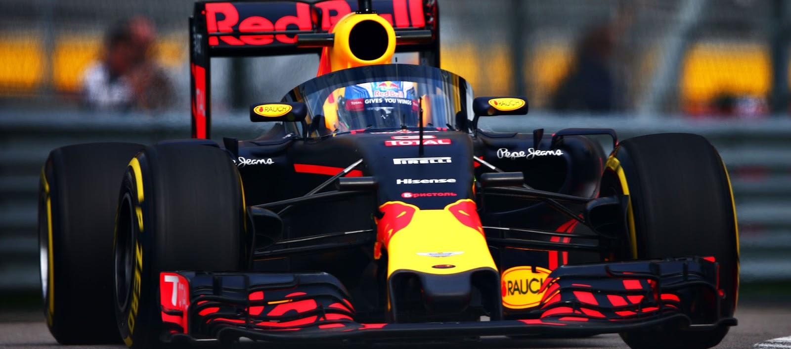 Red Bull introduce su concepto de protección del cockpit denominado Aeroscreen