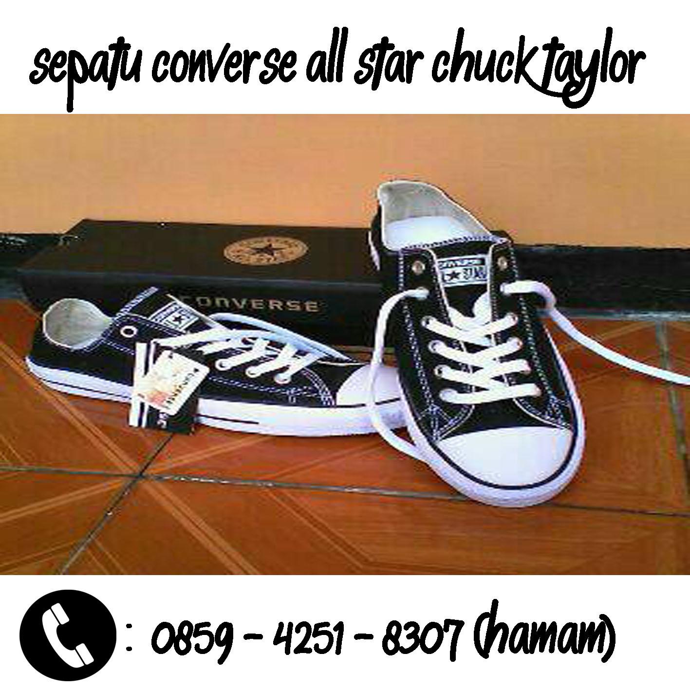 Sepatu Converse All Star Chuck Taylor Murah