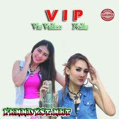 Via Vallen, Nella Kharisma & Dewi Cinta - VIP (2016) Album cover