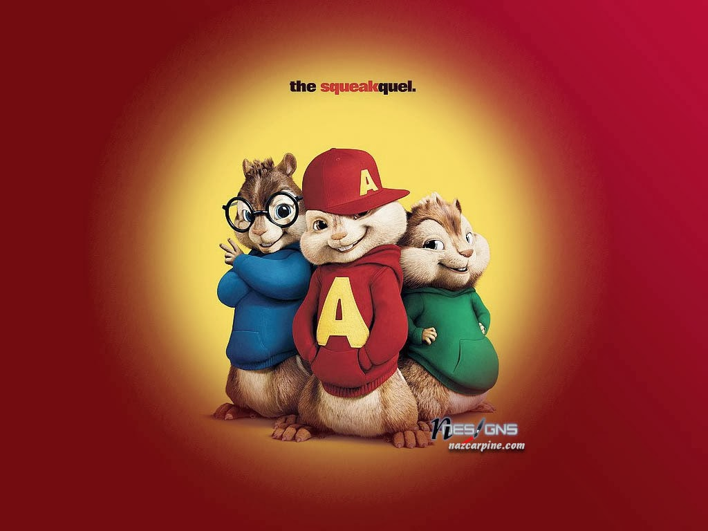 Best Cartoon 4 U Alvin And The Chipmunks Wallpaper