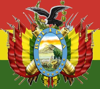 Dibujo De Escudo De Bolivia 6
