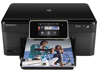 HP Photosmart Premium C310a Printer Driver Download