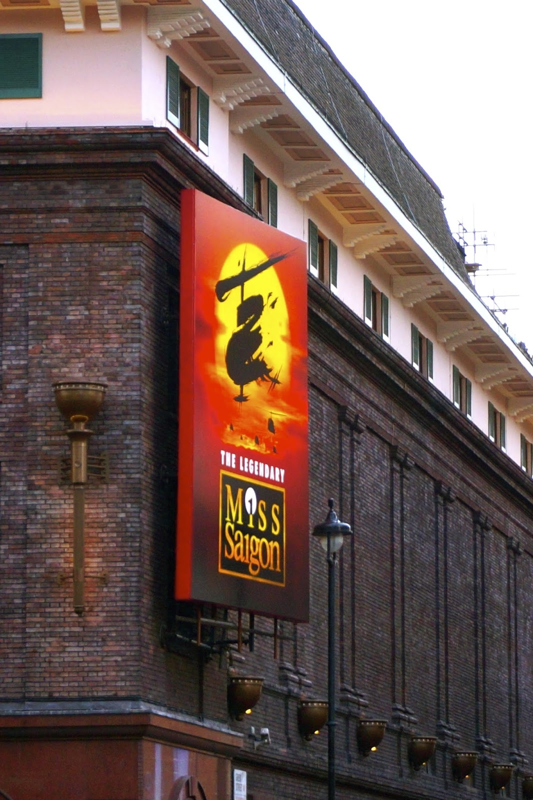 Miss Saigon Musical, London