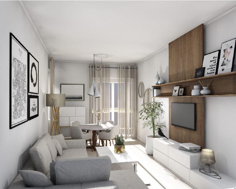 5 idee di stile per un appartamento al mare blog di for Appartamento design interni