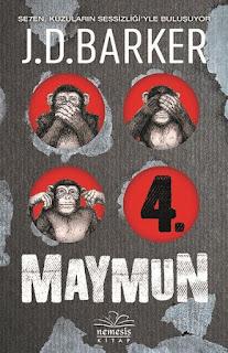 4. Maymun - J.D. Barker