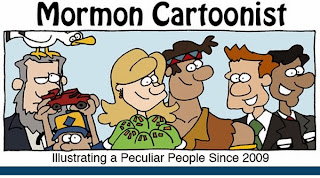 Mormon Cartoonist