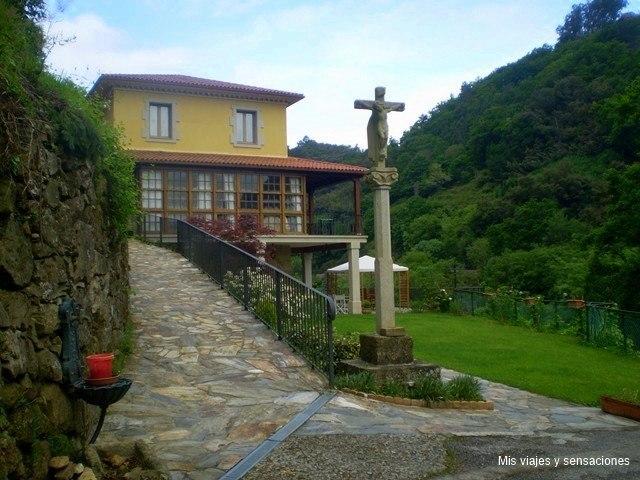 hotel rustico Casal das Bouzas, Ribeira Sacra, Galicia