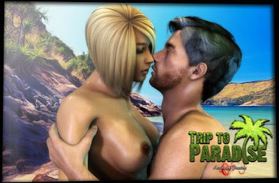 Download Trip to Paradise Porn Game for PC