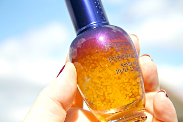 L'Occitane Immortelle Reset
