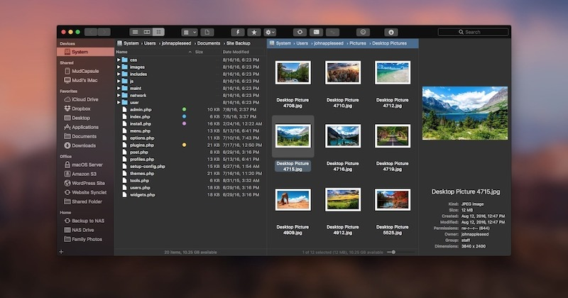 Mac terminal tricks deutsch