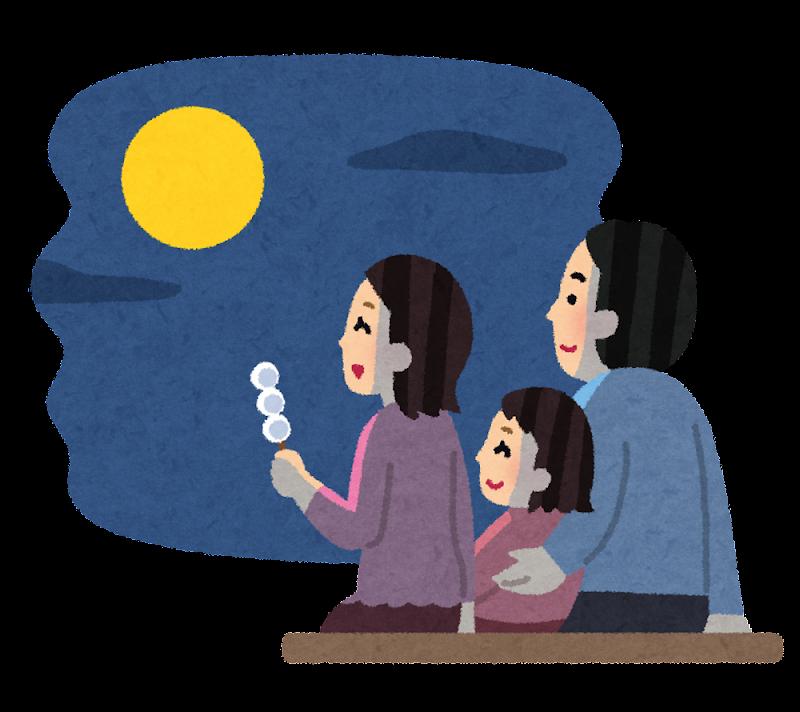 お月見団子のレシピ15選 お月見の由来・お供えする団子の数