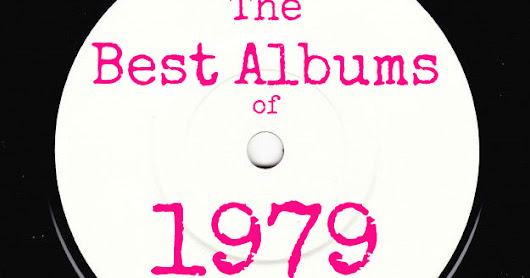 The Best Albums of 1979