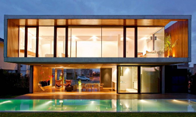 contoh rumah kaca mewah