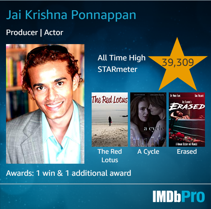 Check out Jai's latest Films on IMDb