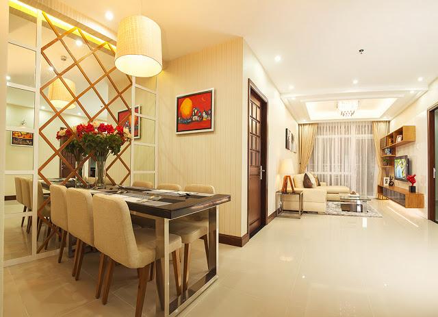 Thiết kế nội thất căn hộ Ecohome 3 Bắc Cổ Nhuế