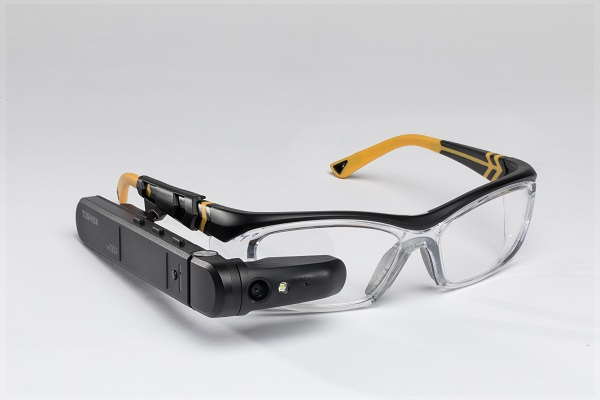 TOSHIBA launches dynaEdge AR100 AR Smart Glasses powered by Windows 10