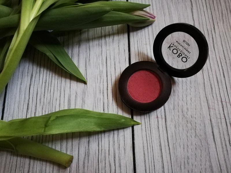 Kobo Professional róż mineralny Raspberry Pink