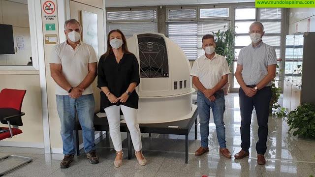 Fuencaliente y el Gran Telescopio Canarias estrechan colaboración en la divulgación y generación de recursos para el municipio
