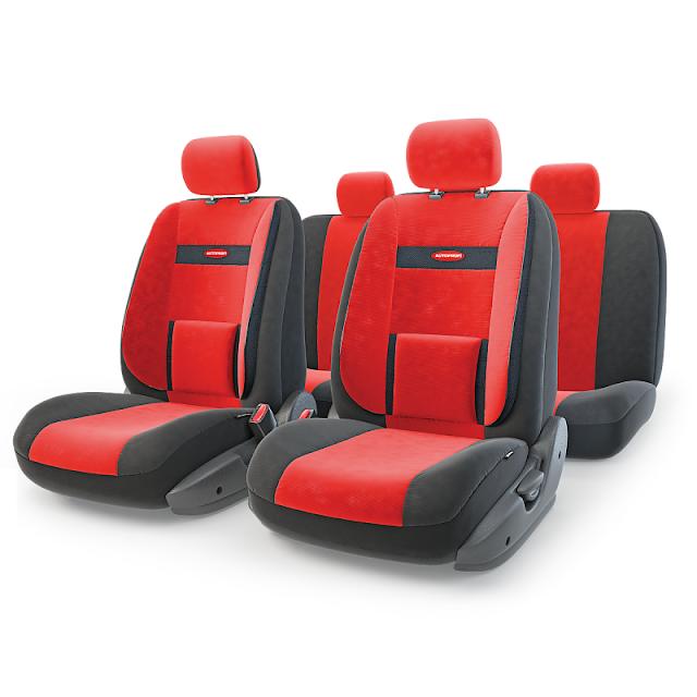 полные чехлы для сидений автомобиля