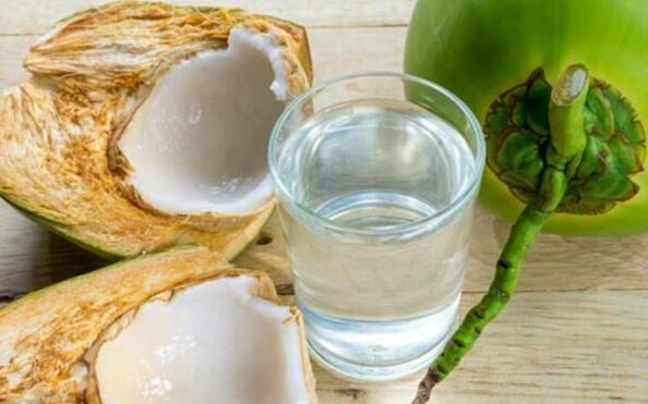 khasiat air kelapa muda untuk kesehatan