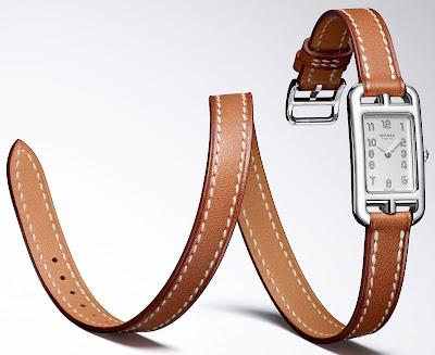 Hermès Nantucket TPM (Très Petit Modèle) watch