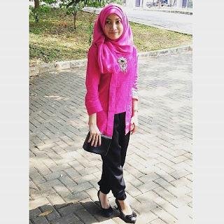 kebaya kutu baru hijab untuk aara non resmi