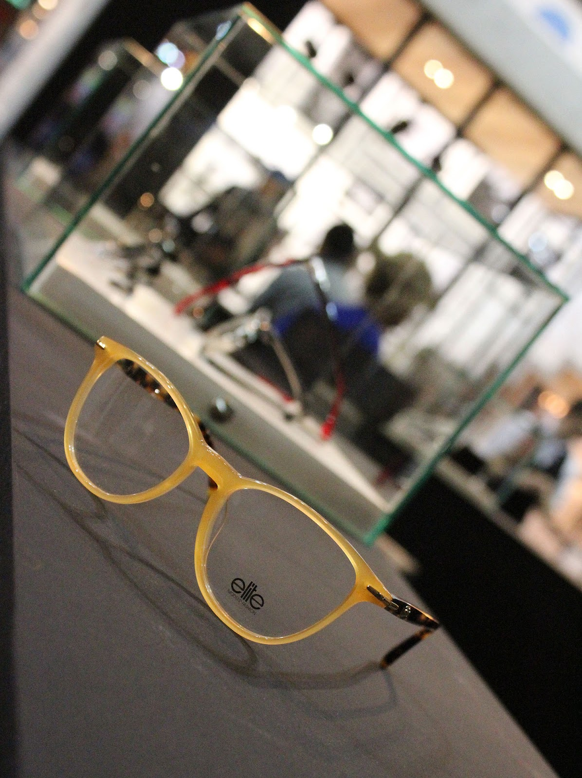 Eniwhere Fashion - Key Optical Europe - Elite Model's Fashion Eyewear