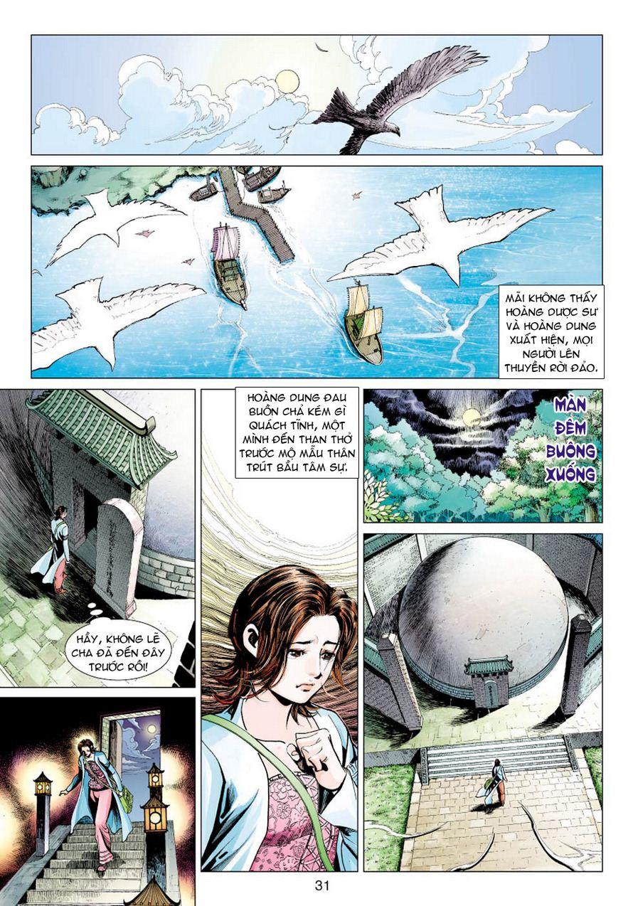 Anh Hùng Xạ Điêu anh hùng xạ đêu chap 49 trang 31