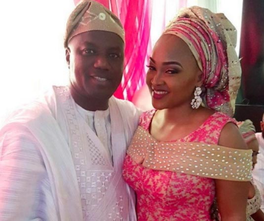 How I manage to stay in marriage, Mercy Aigbe reveals