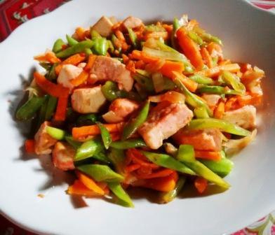 Resep Masakan Oseng Buncis Wortel Ceria