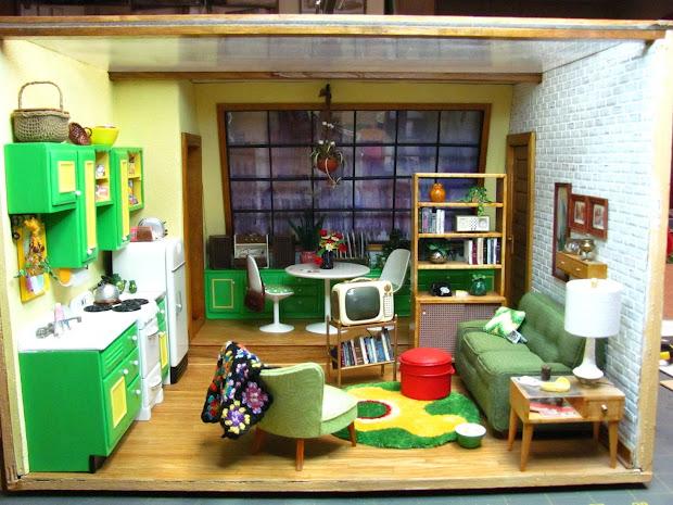 Dollhouse Miniature Furniture - Tutorials 1 Minis