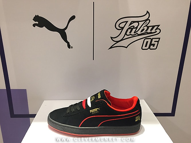 9af42807158b PUMA Malaysia Celebrates 50th Anniversary of PUMA Suede with  House ...